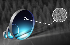 Nebular™ Technology: Nano-Structured Anti-Reflective Surfaces