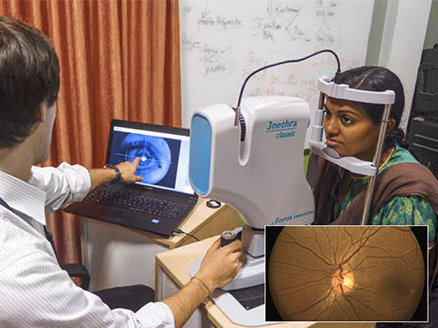 3nethra, by Forus Health, plays a critical role in preventing treatable blindness worldwide
