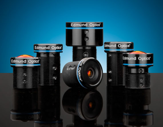 Rugged Blue Series M12 µ-Video™ Lenses