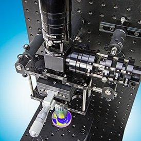 Optical Cage System Application: Differential Interference Contrast (DIC) Digital Microscope